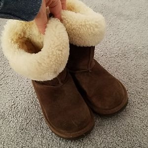 Ugg uggs boots size 11 brown